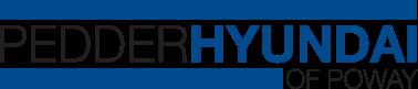 Pedder Hyundai of Poway dealer logo